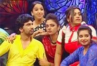 Saif and Meera are performing in Western Round – Jodi No 1 Season 8