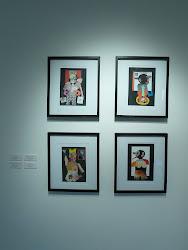 """Exposición """"Personajes"""""""