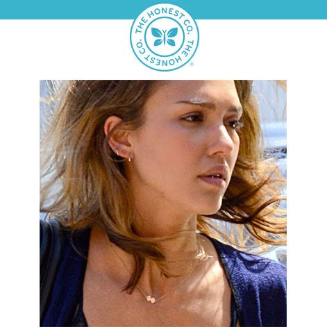 Honest Co Founder Jessica Alba