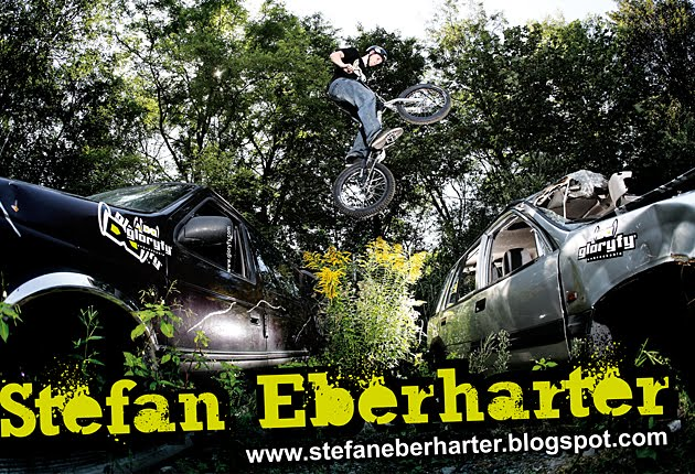 Stefan Eberharter - Bike Trial Shows - MTB Fahrtechnik Kurse