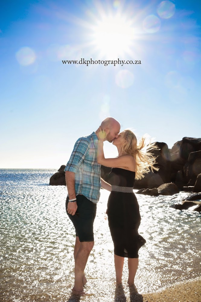 DK Photography M12 Preview ~ Megan & Wayne's Engagement Shoot on Camps Bay Beach