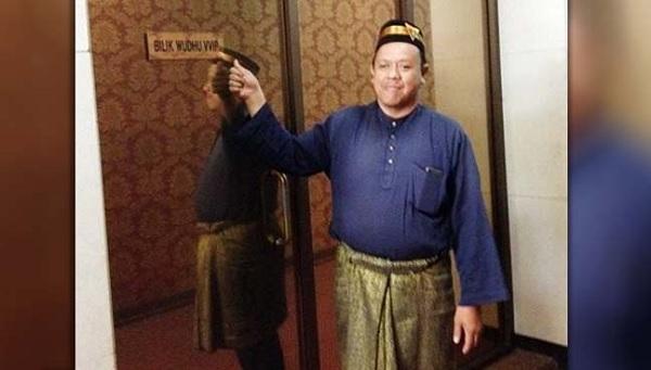 Imam Besar Masjid Negara menjelaskan keperluan bilik wuduk VVIP di Masjid Negara