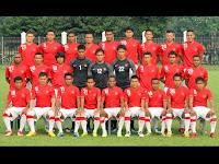 Jadwal Timnas U23 Indonesia Kualifikasi Piala Asia 2016