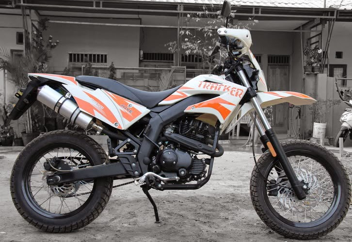kumpulan modifikasi byson cross