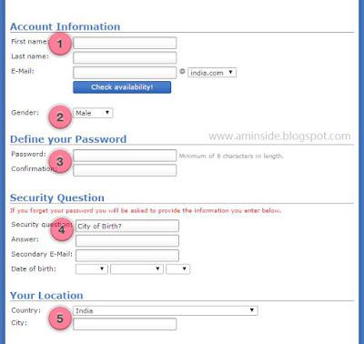 Cara Membuat Email Paling Mudah Tanpa Nomor Handphone