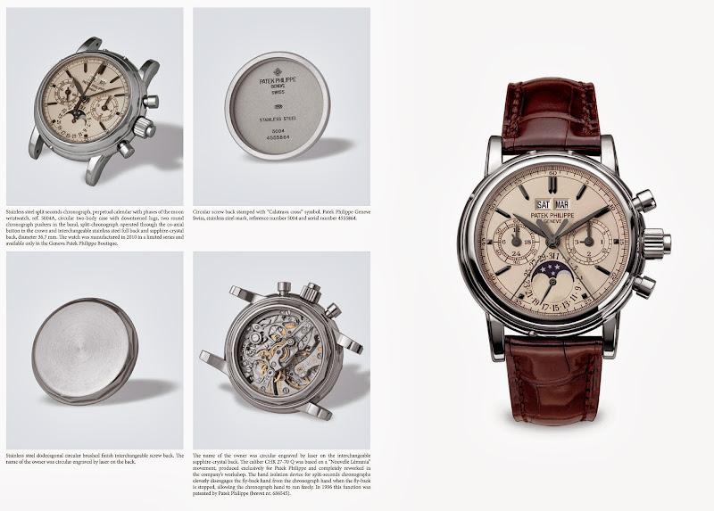 правильно часы patek philippe stainless steel back срок