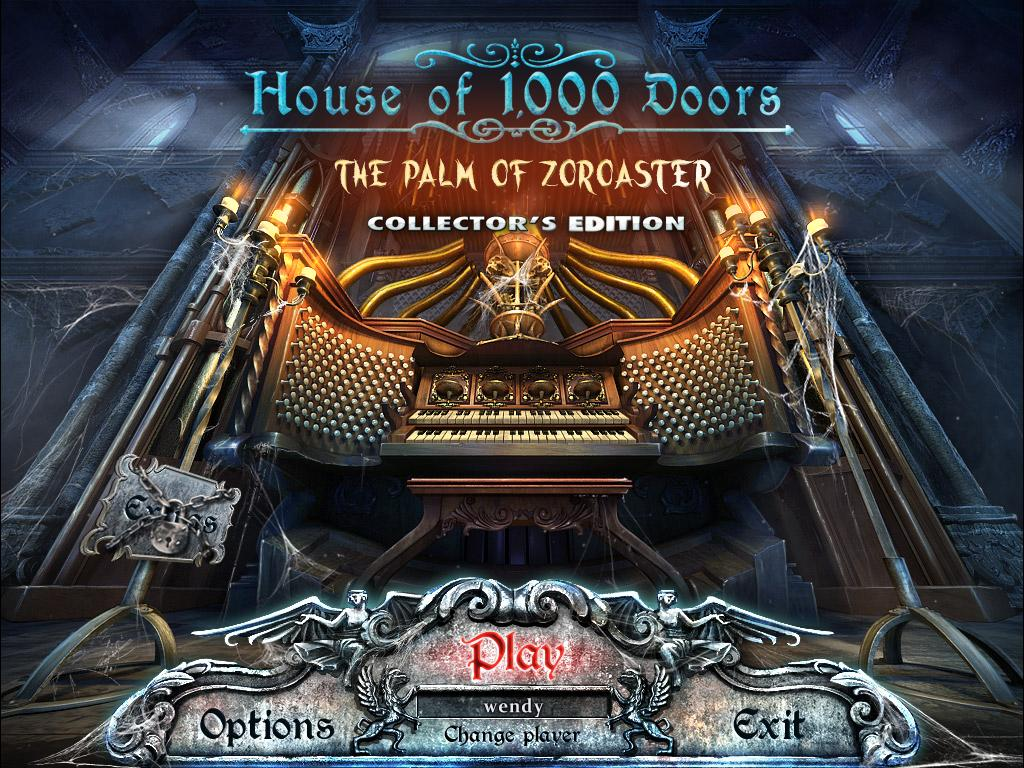 download game pc free: house of 1000 doors - palm of zoroaster