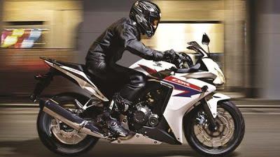 Spesifikasi dan Harga Honda CBR 500R