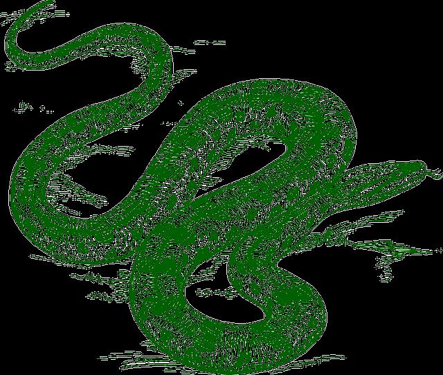 significado carta serpente lenormand