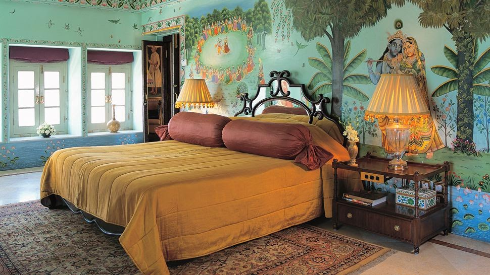 Source Architect Magazine Homes Bedroom Luxury Beds In The East Interior Theres A Nod To Arabian Nights Bohemian Decor Too