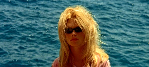 Brigitte Bardot stars in Jean-Luc Godard's Contempt.