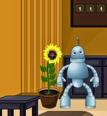 juegos de escape Robot Escape