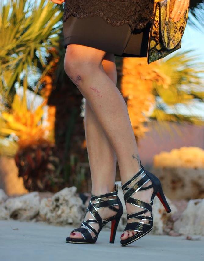 Calzado Sandra Moss- Sandalias verano 2014