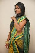 glamorous Anu Sri saree photos-thumbnail-11
