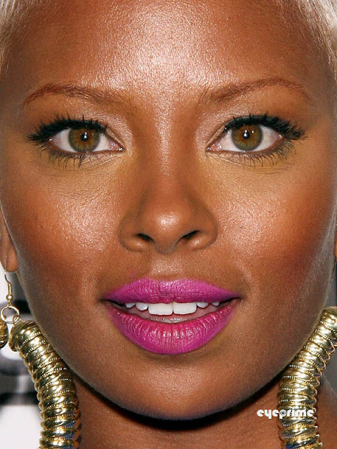 hairstyle celebrity world eva marcille and lil romeo at