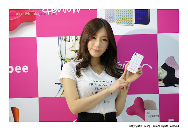 1 Han Ji Eun for Spigen SGP-very cute asian girl-girlcute4u.blogspot.com