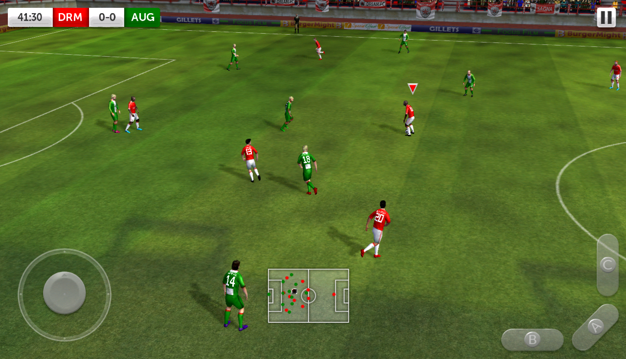 Dream league soccer mod v1 55 apk ndir web kolu teknoloji