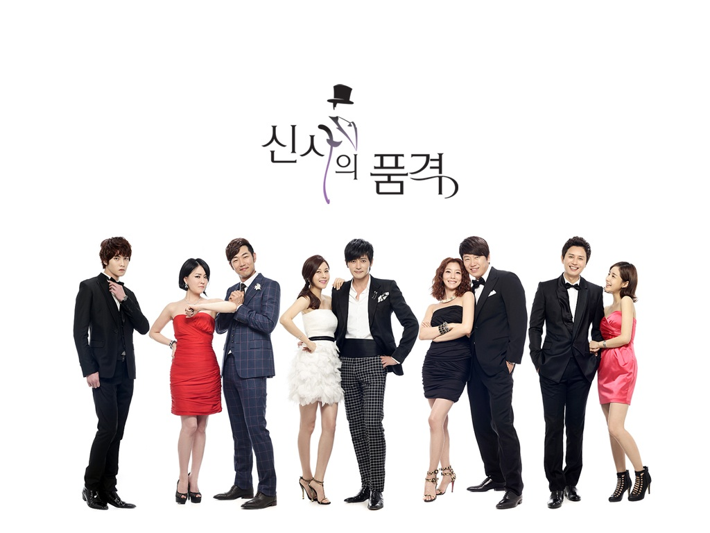 A Gentleman's Dignity ep 9
