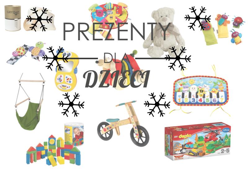 Świąteczna lista - propozycje prezentów part. II
