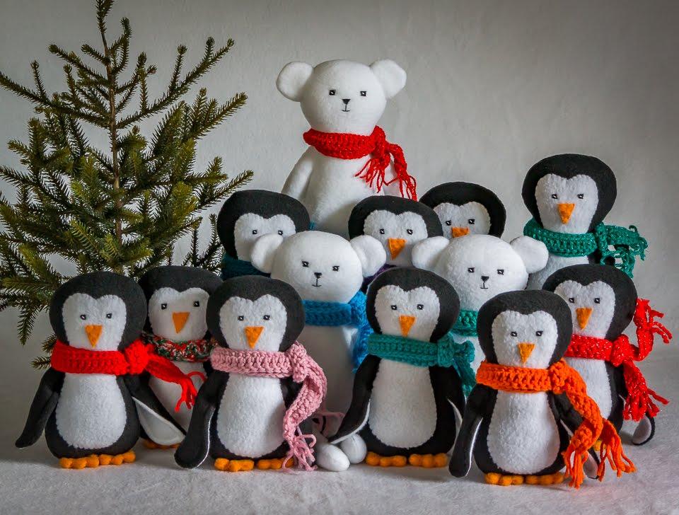 Winter Toys.