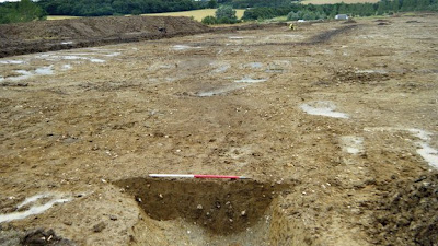 High-tech dig finds Roman farmstead