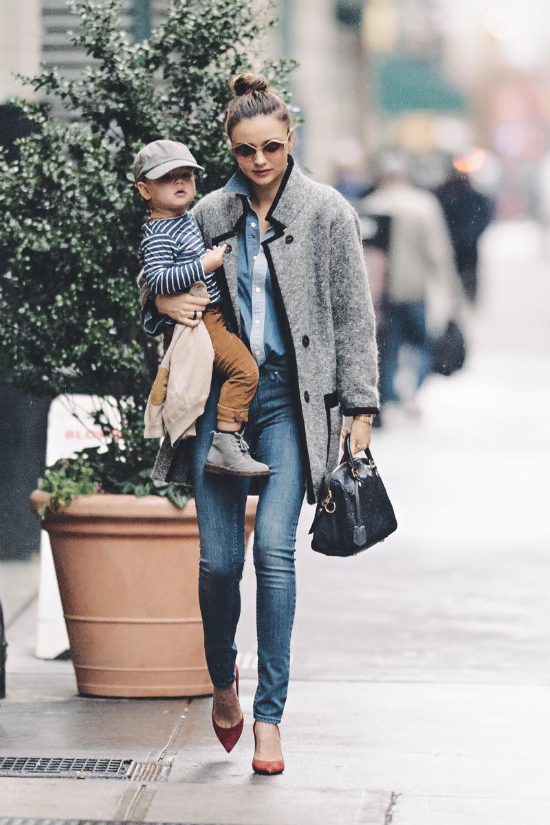Miranda Kerr, Style