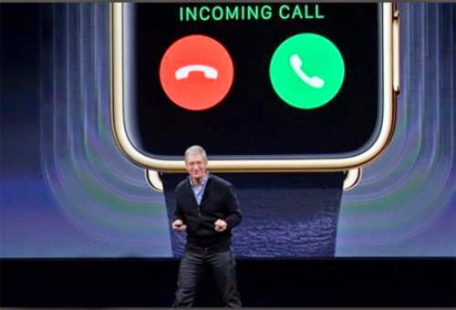 Apple Watch Resmi Diperkenalkan