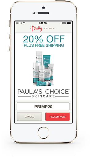 Paula's Choice, PRIMP, Pretty In My Pocket, Power Primper, skincare, skin care, Paula's Choice Moisture Boost Collection