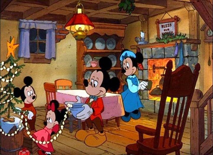 is there any other story more utilized in media than a christmas carol being in the public domain means the charles dickens book can be used with ease - Mickey Mouse A Christmas Carol