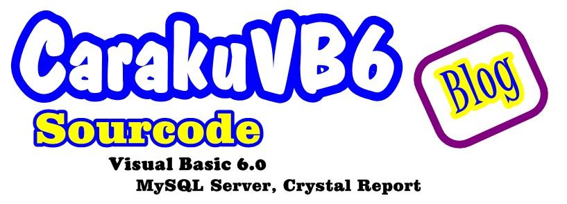 Gudang Sourcode Visual Basic Classic
