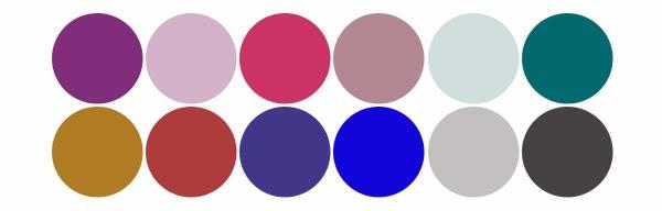 Disco color theme