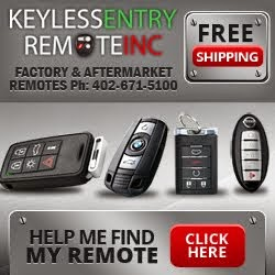 Save up to 80% off dealer prices on OEM Replacement Key Fobs