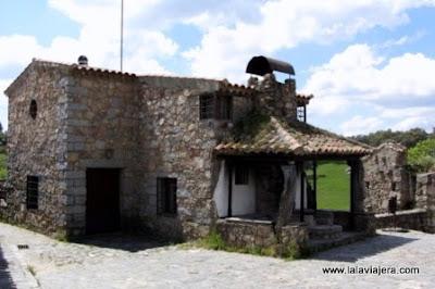 Arquitectura Popular Cordobesa Aldea del Cerezo