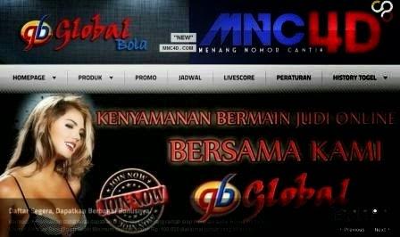 Globalbola.com Agen Bola Online SBOBet IBCBet Terbaik Terbesar Dan Terpercaya di Indonesia