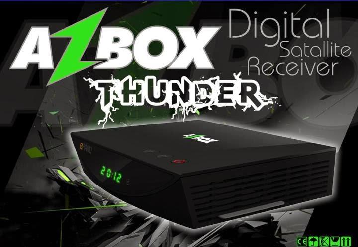 Azbox Thunder HD02 03 2014 Direto Do Forum Oficial Fa A Parte Da