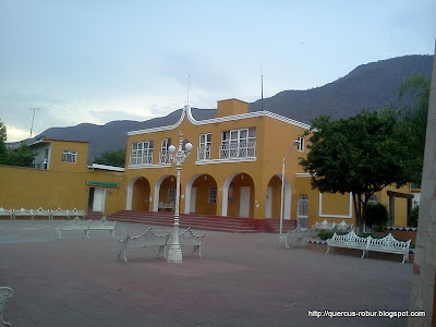 Presidencia municipal de San Juan Cosalá