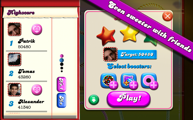 Candy Crush Saga Android Apk Oyun resimi 10