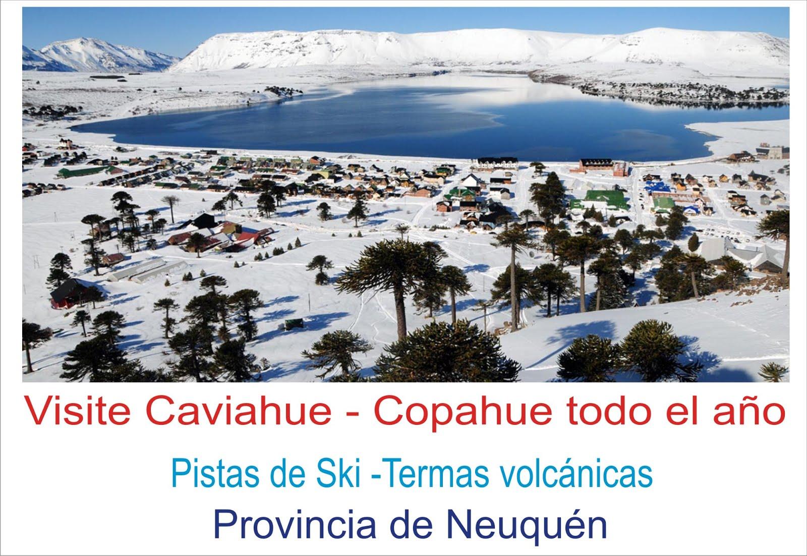 Caviahue - Copahue