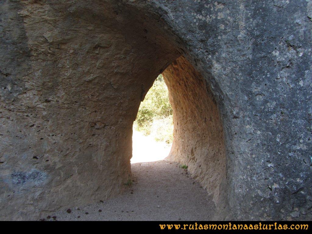 Ciudad Encantada: Puerta del Convento