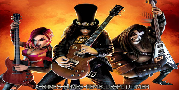 Guitar Hero 3 - FullRip - PC