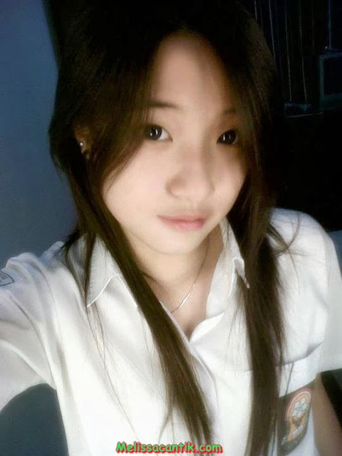 Cute Indo - Chinese Schoolgirl Pictures New Pack 2013