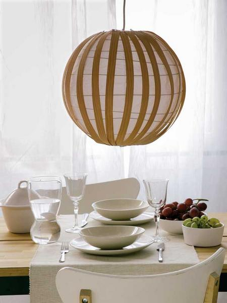 Cosas de palmichula lamparas de papel ligeros elementos - Manualidades hogar decoracion ...