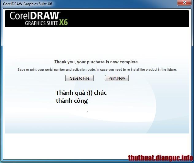 Download CorelDRAW Graphics Suite X6 full crack – phần mềm thiết kế và xử lí đồ họa