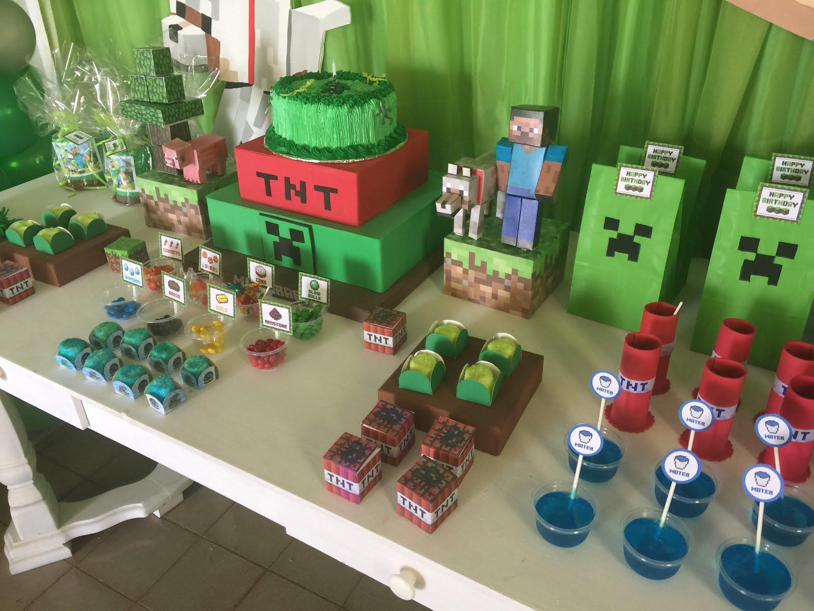 Fiesta Minecraft