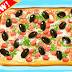 لعبة طبخ بيتزا طازجة