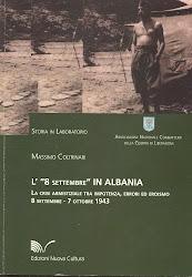 """l'""""8 settembre 1943""""  in Albania"""