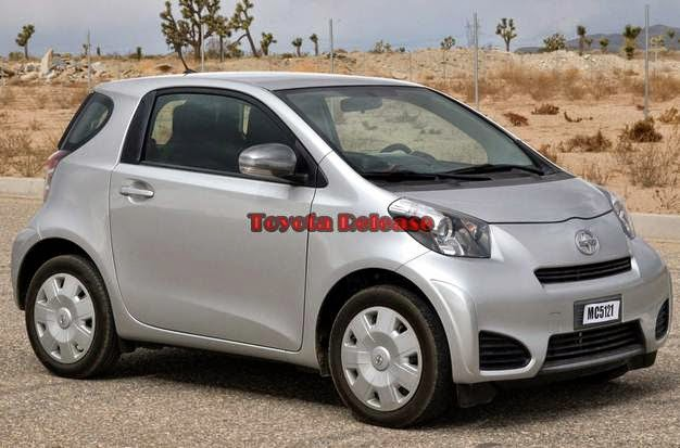 2015 Scion IQ Traffic Jams