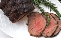 how to cook perfect rare roast beef