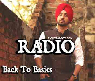 Radio Lyrics - Diljit - Back To Basics