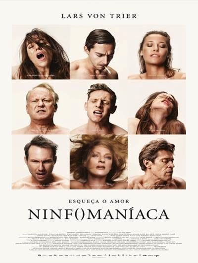 Filme Ninfomaniaca Volume 1 AVI DVDRip Dual Audio